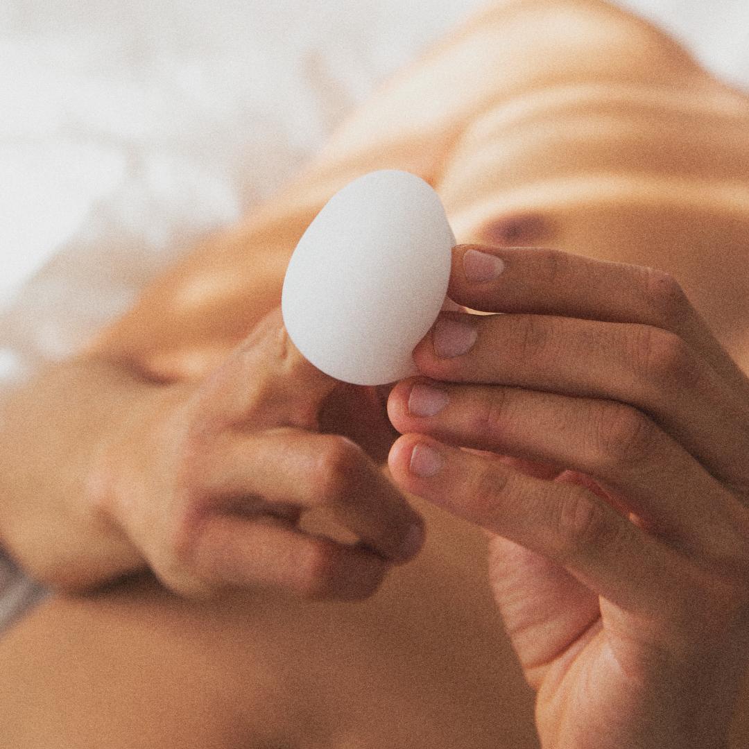 3 stk. Tenga æg