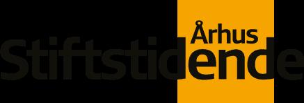 Århus Stiftstidende logo